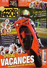 MOTO REVUE 3771 HARLEY DAVIDSON Rocker C CR&S VUN 650 Laurent DUTRUEL YAMAHA RD