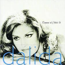 Comme Si J'etais La by Dalida (France) (CD, Dec-1997, Polygram)