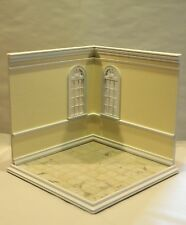 """Fashion Corner"" A Hand Crafted 1:6 Scale Diorama Room Box 038"