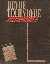RTA revue technique automobile  N°105 DIAMOND T CAMION type 980 981