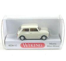 WIKING 022602 Morris Mini-minor - weiß