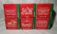 Home Towne Express 1998 Distibuted By JC Penny Christmas Train