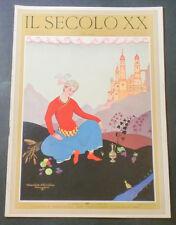 Rivista Settimanale - Il Secolo XX - N° 33 Agosto 1931 Nicouline
