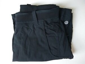 LULULEMON Large Loose Black Pants