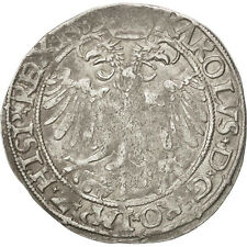 [#35841] Belgique, Brabant, Charles Quint, 4 patards, 1539, Anvers, GH 189-1a