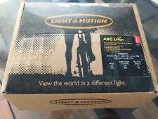 Light and Motion ARC Li-Ion Lithium Bike Light