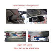 inalámbrico para coche TFT LCD Pantalla Espejo + FULL HD Marcha Atrás
