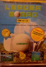 Leader Board Tournament Tape 1 (US GOLD, 1986) c64 cassette (tape, box) 100% OK