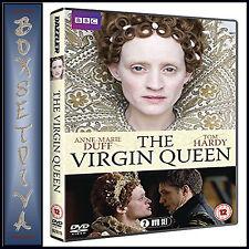 THE VIRGIN QUEEN - Tom Hardy - BBC  **BRAND NEW DVD**