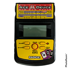 Radica Between Ace Deuce Red Dog Poker Handheld Electronic Video Game