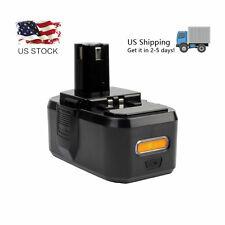 18V 4000mAh Li-ion Battery RB18L40 for Ryobi P104 P105 P102 P103 P107 P108 Drill