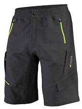 Markenlose Fahrrad-Shorts für Herren