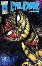 Evil Ernie The Resurrection #4 [Comic] Brian Pulido and Steven Hughes