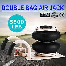 Gonflable Voiture jack 2.5T Pneumatique Air Jack Cric Quick Lift Réglable
