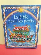LA BIBLE POUR LES PETITS - éditions Usborne - livre NEUF
