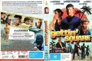 Gettin Square DVD