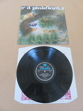 PINK FLOYD A Saucerful Of Secrets LP VERY RARE ORIGINAL STEREO UK 1ST PRESSING