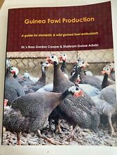 Guinea Fowl Production, Paperback by Adabi & Cooper (Englisch) Taschenbuch 2012