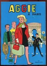 AL. G: AGGIE N°23. S.P.E. Edition originale. 1970.
