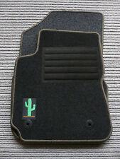 $$$ Original Lengenfelder Fußmatten passend für Citroen C4 Cactus + LOGO + NEU$$