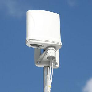 4G/3G LTE MIMO External Outdoor Antenna TS9/SMA Huawei B618 B818 E5577 E5180