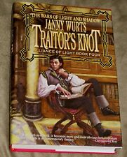 Traitor's Knot Alliance of Light Book 4 by Janny Wurts (2005, Hardcover) New