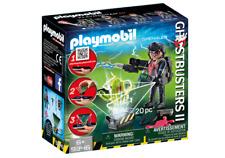 Playmobil Ghostbusters II 9346 Egon Spengler With Hologram Function