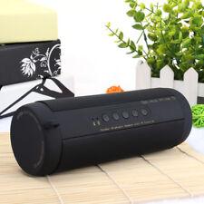 T2 Haut-parleur Enceinte Bluetooth sans fil Portable Imperméable FM Radio TF