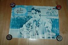 Juan Gabriel-Rare Promotioal Poster from the 70's