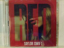 TAYLOR SWIFT: RED TARGET EXCLUSIVE CD! W/ 6 BONUS TRACKS! [2012] NR MINT/MINT!