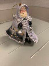 Thomas Kinkade Old World Santa, Ashton Drake Galleries, Mint Condtion
