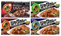 House Curry Roux Java Curry mild, medium, hot, Tasty F/S Japan