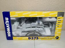 Komatsu D375A Dozer with Ripper - White - First Gear 1:50 Model #59-0218 New!