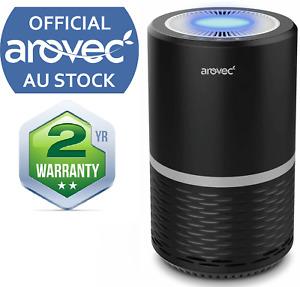 AROVEC AV-P152 Air Purifier Freshener Carbon HEPA Filter Pollen Odour Cleaner