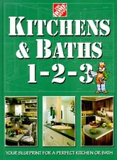 Kitchens & Baths 1-2-3 (Home Depot ... 1-2-3) by Home Depot Books