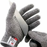 NoCry Cut Resistant Gloves  High Performance Level 5 Protection Food Grade.