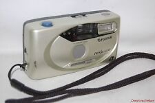 Fujifilm Auto Compact Film Cameras with Red Eye Reduction