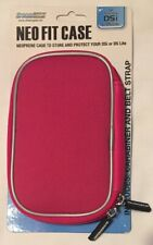 dreamGEAR Neo Fit Case For Nintendo DSi & DS Lite, Pink, NEW