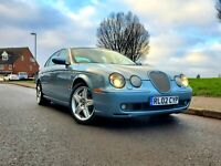 2002 Jaguar S-Type R 4.2 Supercharged 400bhp Monster AUTO  £17k of invoices PX !