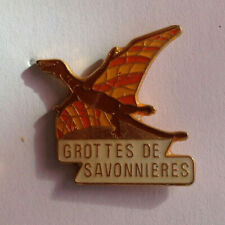 PIN'S PTERODACTYL GROTTES DE SAVONNIERES - DINOSAURES Lapel pin (Ref 016)