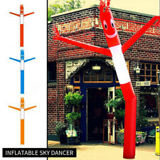 3/6m Inflatable Advertising Air Sky Dancing Tube Puppet Flag Wavy Man Wind