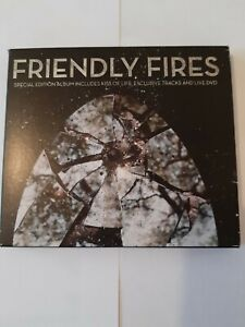 Friendly Fires - Friendly Fires (CD + DVD 2009) *Special Edition*