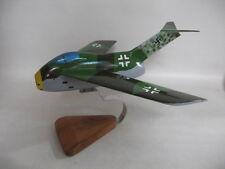 Focke-Wulf FW-183 TA-183 Huckebein Airplane Wood Model