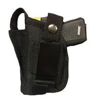 Nylon Gun Holster for Beretta Tomcat 3032, .32 ACP, 20, Bobcat 21 with Laser