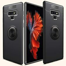 Samsung Galaxy Note 9 Case Drop Protection w Holder Kickstand, Bumper Back Cover