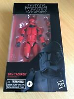 STAR WARS THE BLACK SERIES SITH TROOPER 6 INCH ACTION FIGURE WAVE 21 HASBRO