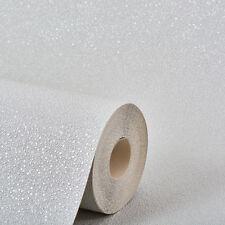 Arthouse Bright Spark Silver Glitter Wallpaper - 891502