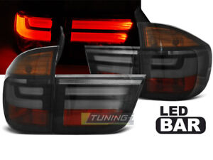 Tail Lights for BMW X5 E70 2007-2010 Smoke LED WorldWide FreeShip US LDBME3 XINO