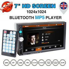 "7"" HD Touch Screen MP5 Car Media Player Bluetooth Radio Stereo Camera USB/TF/FM"
