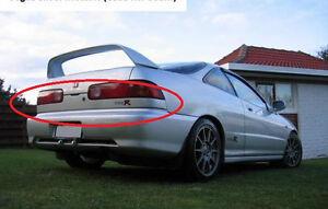 JDM Acura Integra DC2 Type R OEM Rear Bumper Filler Lid Garnish Panel 1994-2001